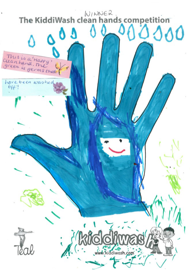Winner: M Lindsay Childcare - hand by Cale Cotter