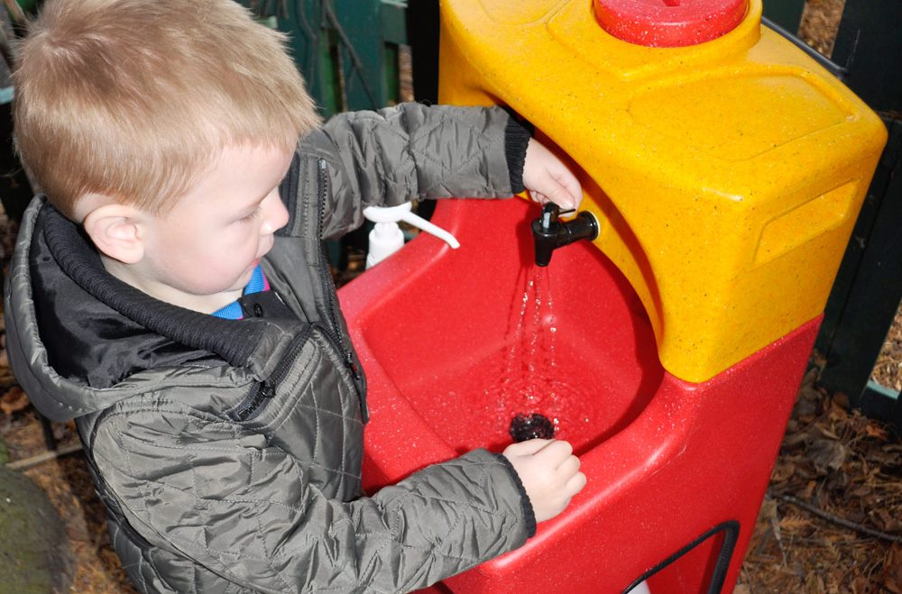 Hand washing importance emphasised as norovirus strikes young children