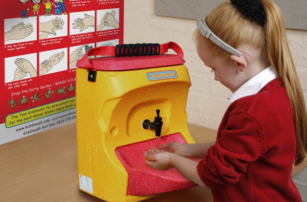 Recap – NICE: why children in early years need to be taught effective hand washing
