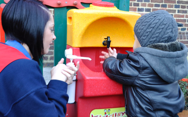 School has increased focus on handwashing teaching after norovirus closure