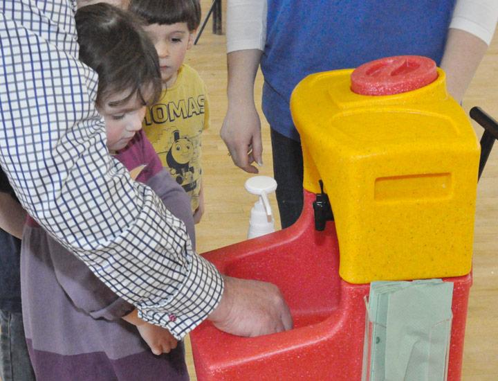 Coronavirus: educating kids about the virus – and handwashing