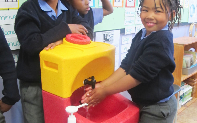 Preschool and nursery: 'Clean your hands more thoroughly than usual'
