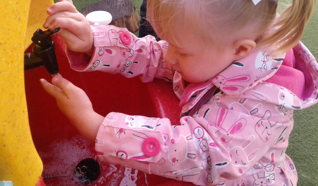 Childcare centres focussing on hand washing as kids take home gastro