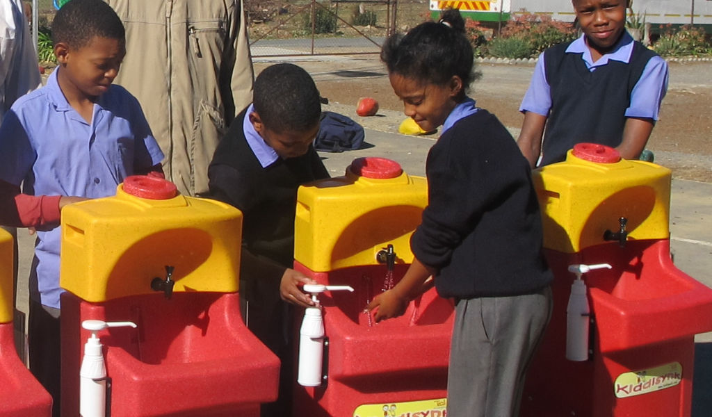 Out of school clubs must provide sufficient hand washing facilities says revised Guidance